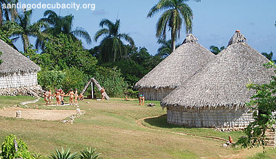 Baconao Park, Tainos Tribe Village